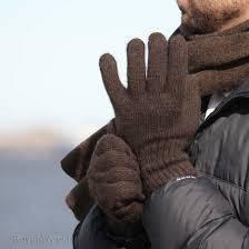 Мужские перчатки Корона