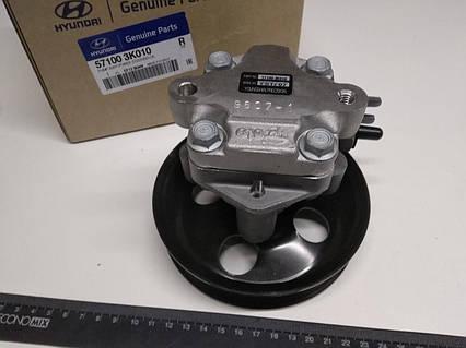 Насос гидроусилителя Sonata (NF) 2.0 CRDi, MOBIS (571003K010)