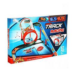 Игрушечный набор Гоночный трек Труба 57 деталей Maya Toys 68831