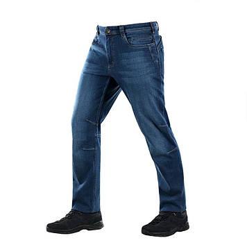 M-Tac джинсы Tactical Gen.I Dark Denim Regular Fit