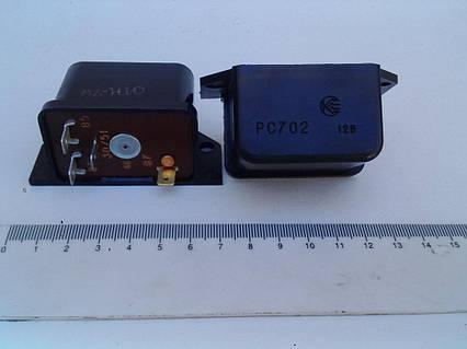 Реле РС 702 (контрольной лампы генератора) пласт., Калуга оригинал