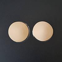 Наклейки на грудь круглые - 419-13-2