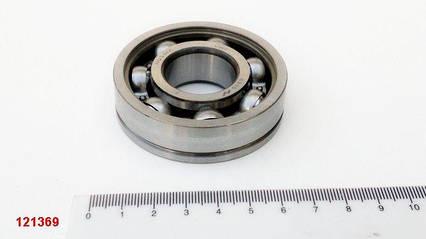 Подшипник КПП ВАЗ 2108 VBF 50305 (6305 N металл.) задняя опора