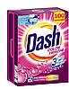 Порошок для стирки цветного белья Dash Color Frische 100 стир