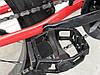 ✅Велосипед Двопідвісний Фэтбайк TopRider 620 Fat Bike 26 дюймів колеса 4.0. Червоний, фото 4
