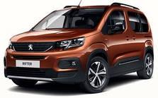 Тюнинг, обвес на Peugeot Rifter (c 2019 --)