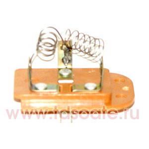 Резистор добавочный печки ВАЗ 2108, Таврия, М-2141, Газель, Старый Оскол (17.3729)