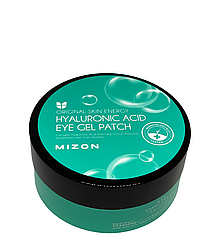 Гидрогелевые патчи для глаз с гиалуроновой кислотой Mizon Hyaluronic Acid Eye Gel patch