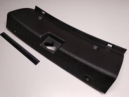 """Накладка багажника задняя нижняя Aveo T250, """"GM"""" (96438751)"""