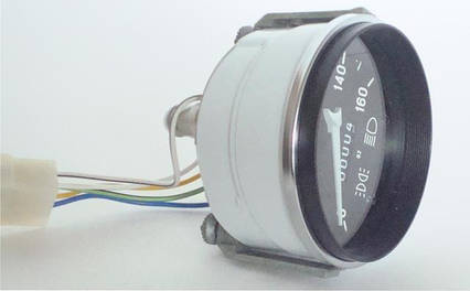 Спидометр ВАЗ 2105 без троса, Автоприбор (17.3802010)