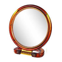 Зеркало двухстороннее круг XL 20см