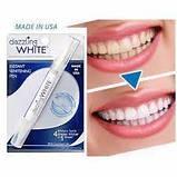 РАСПРОДАЖА!!! Отбеливающий карандаш для зубов Dazzling White, фото 3