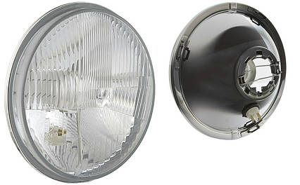Оптика ВАЗ 21011 WESEM (RE.12411) с подсветкой/БЕЗ отражателя
