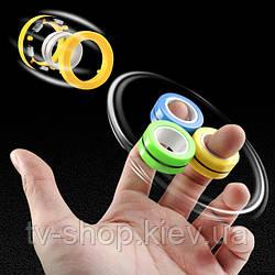 Магнитные Кольца (Магнитный Спиннер) FinGears Magnetic Rings