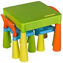 Стол и 2 стульчика Tega Mamut 899UN multicolor, фото 4