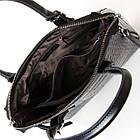 Сумка кожаная женская Alex Rai black, фото 4