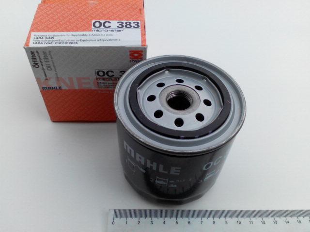 Фильтр масляный ВАЗ 2101, KNECHT (OC383)