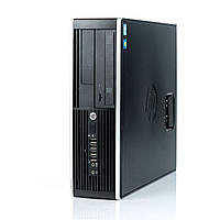 Компьютер HP Pro 6300 SFF (Intel Core i5-3470, 4 ГБ ОЗУ, 250 HDD)