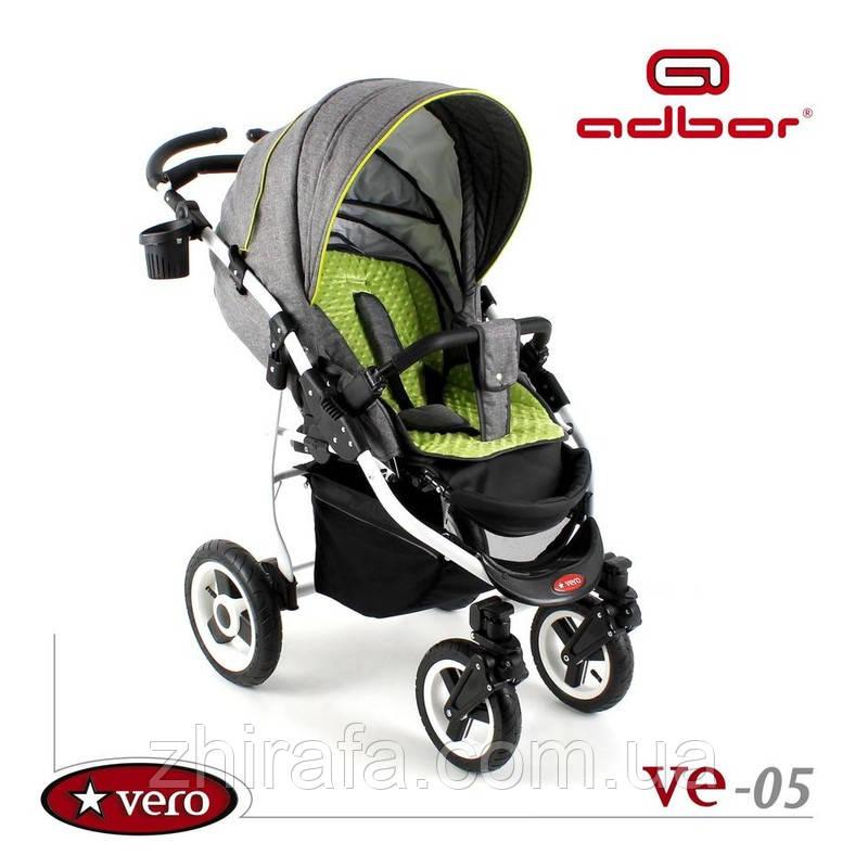 Детская прогулочная коляска Adbor Vero VE-05