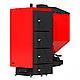 Пелетний котел Kraft R 75 кВт з польської пальником ретортного типу і автоматичною подачею палива, фото 2