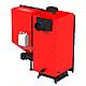 Пелетний котел Kraft R 75 кВт з польської пальником ретортного типу і автоматичною подачею палива, фото 4