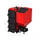 Пелетний котел Kraft R 75 кВт з польської пальником ретортного типу і автоматичною подачею палива, фото 5