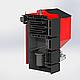 Пелетний котел Kraft R 75 кВт з польської пальником ретортного типу і автоматичною подачею палива, фото 8