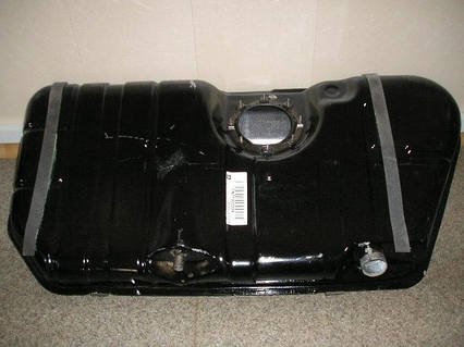 Бензобак ВАЗ 21083 инж. (под эл. б/н) толстая шпилька (6 мм), АвтоВАЗ
