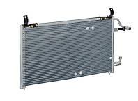 Радиатор кондиционера Nexia, Лузар (LRAC 0547)