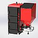 Пеллетный котел Kraft R 97 кВт с польской горелкой ретортного типа и автоматической подачей топлива, фото 7