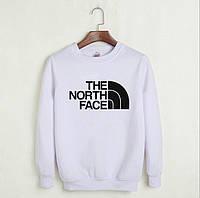 "Свитшот Белый The North Face """" В стиле The North Face """""