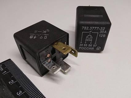 Реле 4-х конт. (30А), Псков (752.3777.000-32) с помехоподавляющим резистором