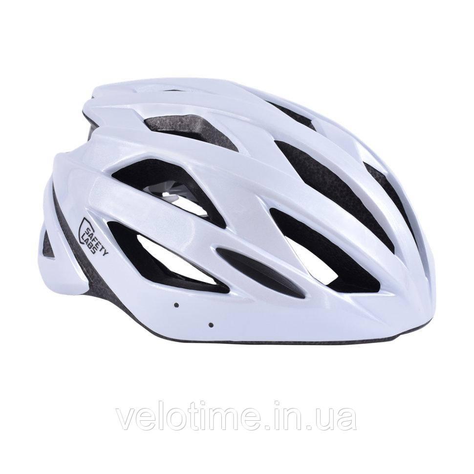 Шлем Safety Labs Piste  (глянцевый желтый, M/54-57см)