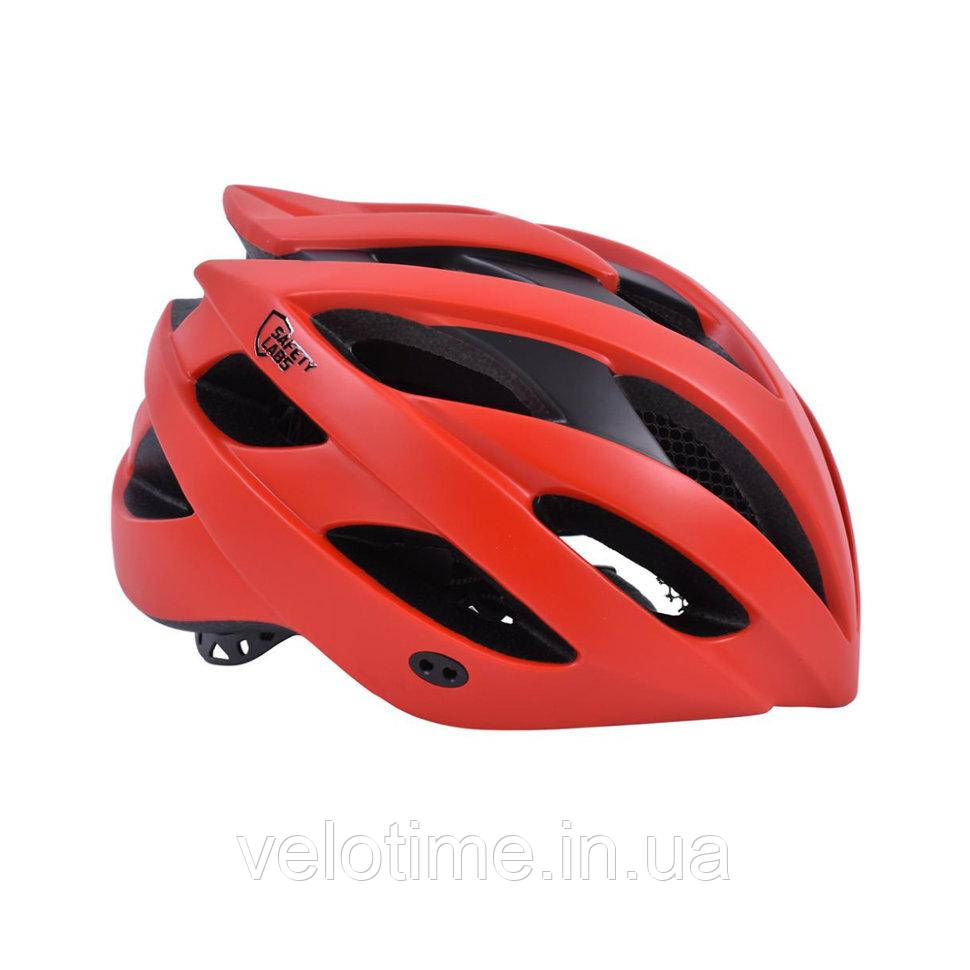 Шлем Safety Labs Avex  (матовый красный, M/54-57см)