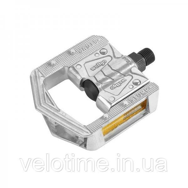 Педалі Wellgo F265 (сріблястий)