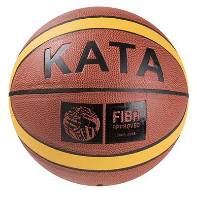 М'яч баскетбольний Kata №7 PU, FIBA