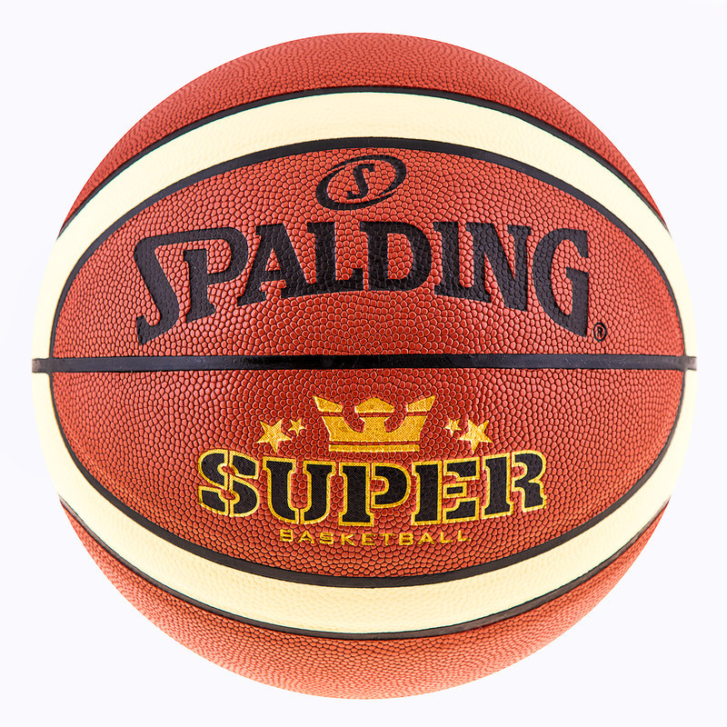 М'яч баскетбольний Spalding №7 PU Super
