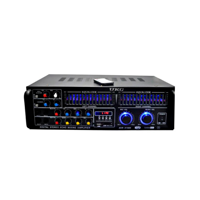 Підсилювач звуку UKC AMP AV 1900