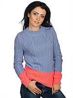 Джемпер свитерок вязанный женский