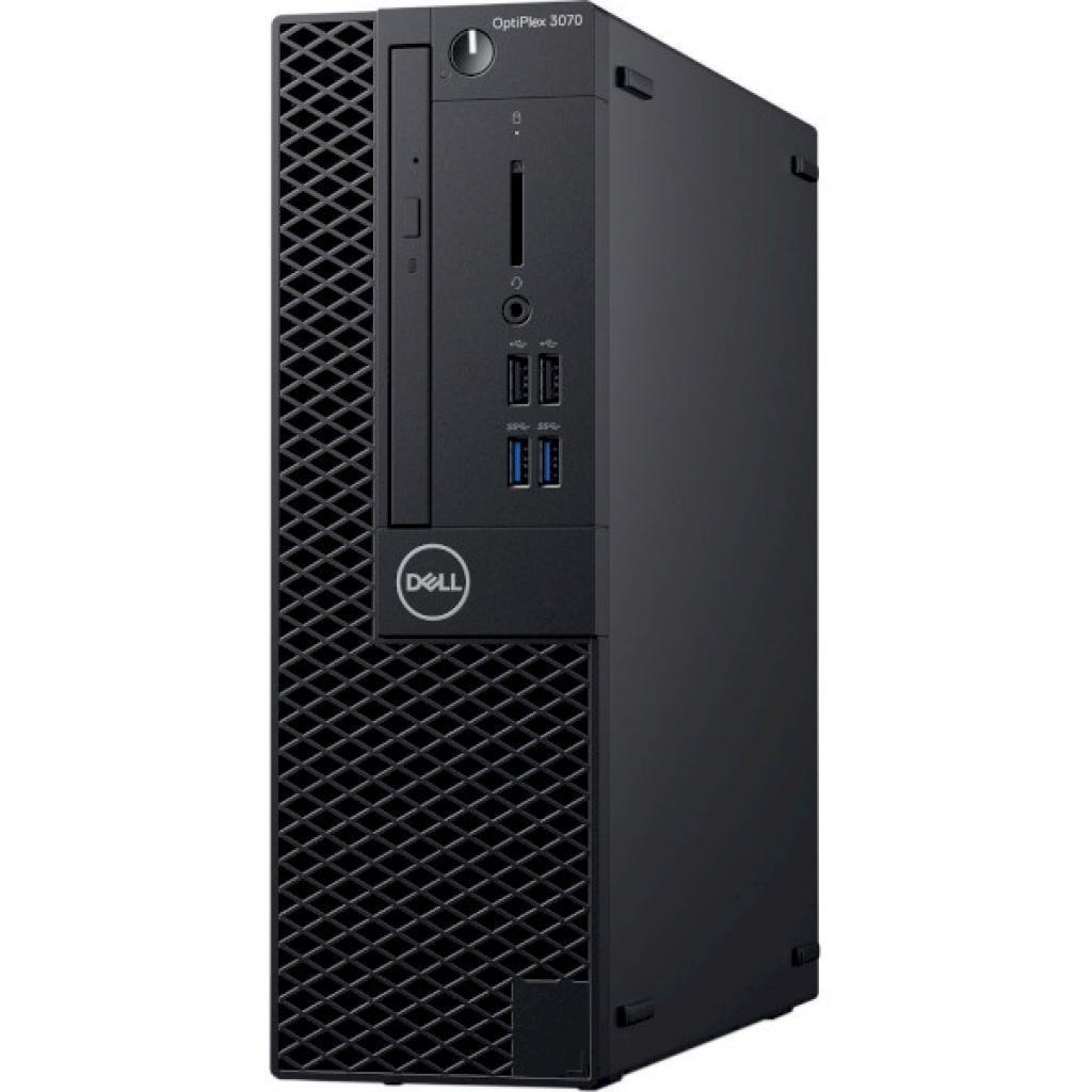 Компьютер Dell Optiplex 3070 SFF / i3-9100 (N506O3070SFF_P)