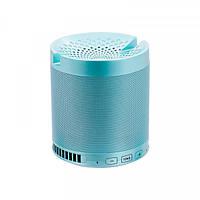 Портативная Bluetooth колонка Q3, Blue
