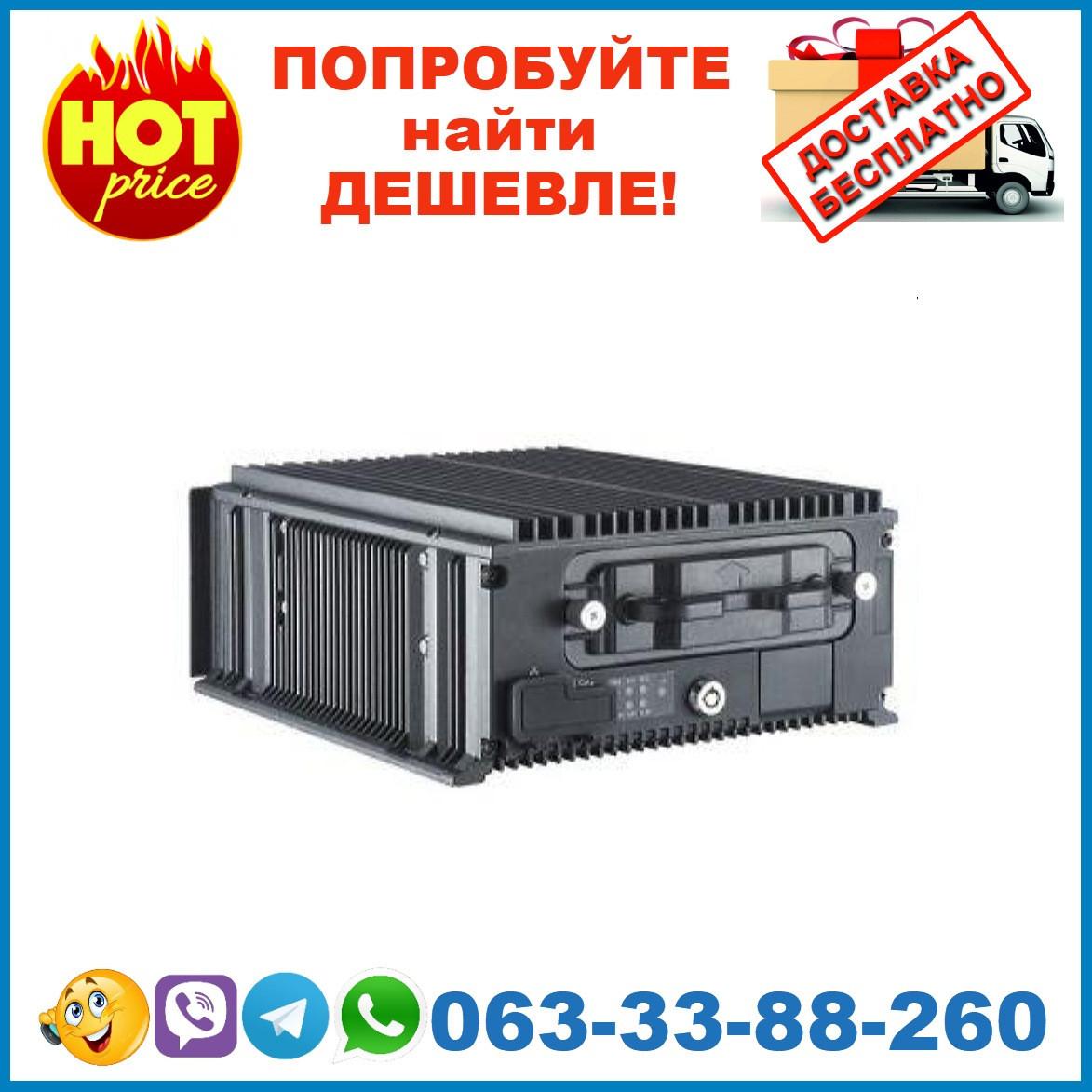 DS-MP7608HN  8-канальный мобильный видеорегистратор