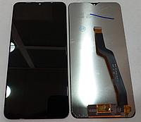 Оригинальный дисплей (модуль) + сенсор Samsung Galaxy M10 M105 M105F M105G M105M M105Y (черный, Super AMOLED)