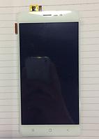 Оригинальный дисплей (модуль) + тачскрин (сенсор) для Blackview A8 Max (белый цвет)