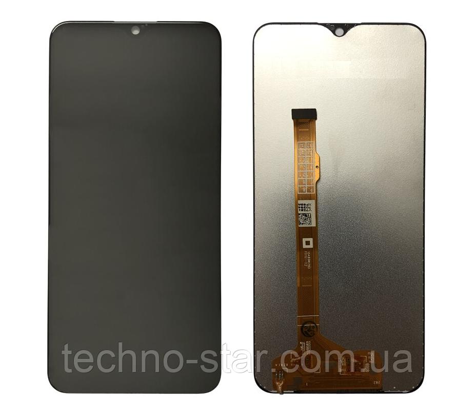 Оригинальный дисплей (модуль) + тачскрин (сенсор) для Vivo Y11   Y15   Y17 (черный цвет, сервисный)