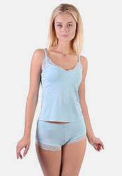 Пижама ночная для женщин из вискозы