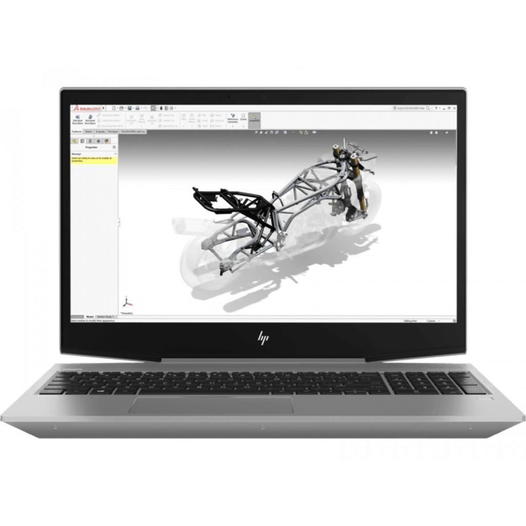 Ноутбук HP ZBook 15v G5 (6TR88EA)