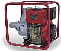 Мотопомпа дизельная WEIMA WMCGZ100-30 для чистой воды