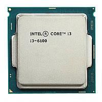 """Процессор Intel Core i3-6100 (3M Cache, 3.70 GHz) """"Б/У"""""""