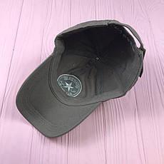 Кепка Бейсболка Мужская Женская Converse Серая, фото 2